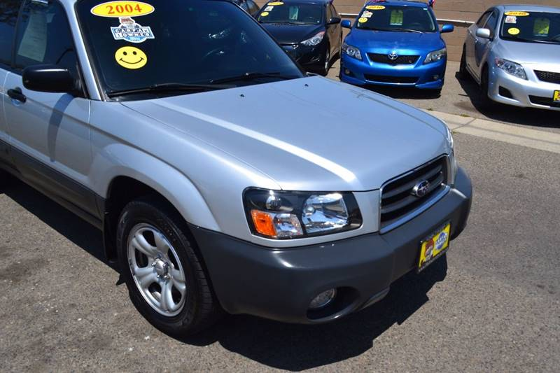 2004 Subaru Forester for sale at Platinum Auto Sales in Costa Mesa CA