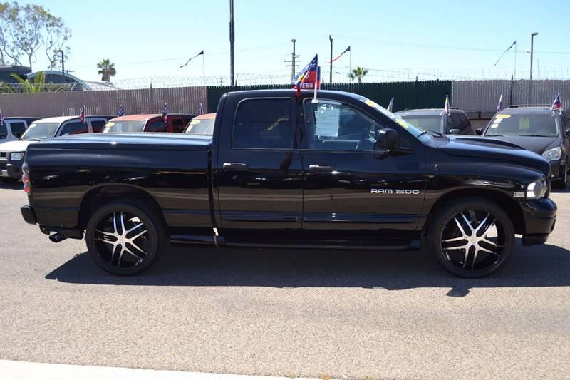 2004 Dodge Ram Pickup 1500 for sale at Platinum Auto Sales in Costa Mesa CA