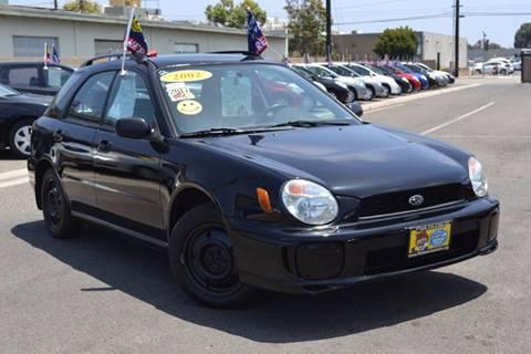 2002 Subaru Impreza for sale in Costa Mesa, CA