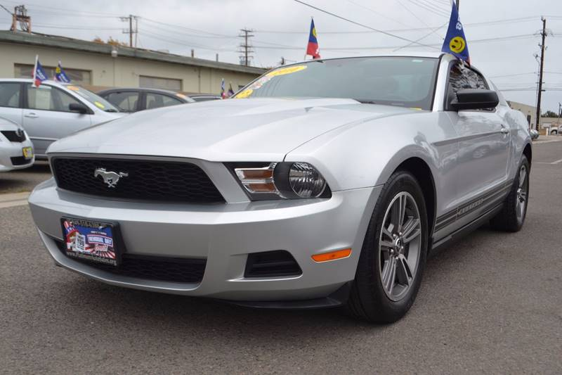 2010 Ford Mustang for sale at Platinum Auto Sales in Costa Mesa CA
