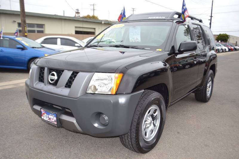 2008 Nissan Xterra for sale at Platinum Auto Sales in Costa Mesa CA