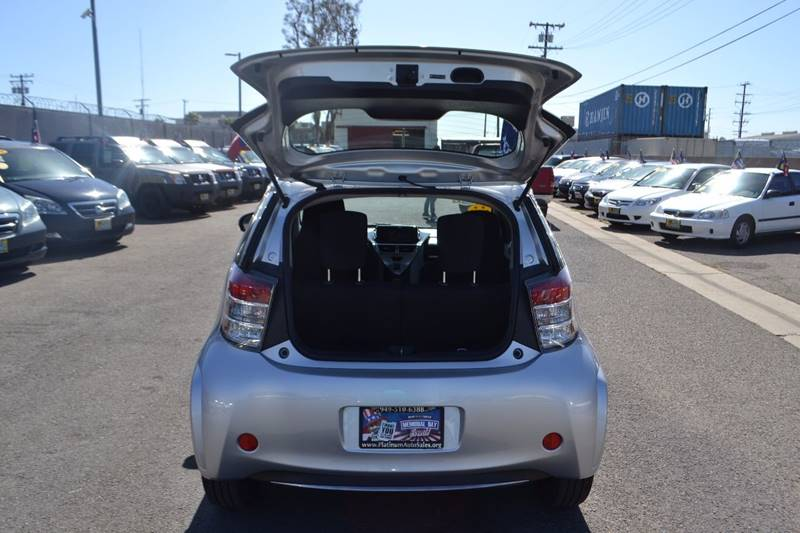 2014 Scion iQ for sale at Platinum Auto Sales in Costa Mesa CA
