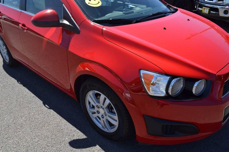 2012 Chevrolet Sonic for sale at Platinum Auto Sales in Costa Mesa CA