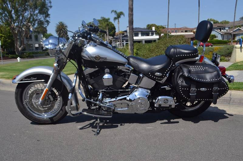 2003 Harley-Davidson Heritage Softail Classic for sale at Platinum Auto Sales in Costa Mesa CA