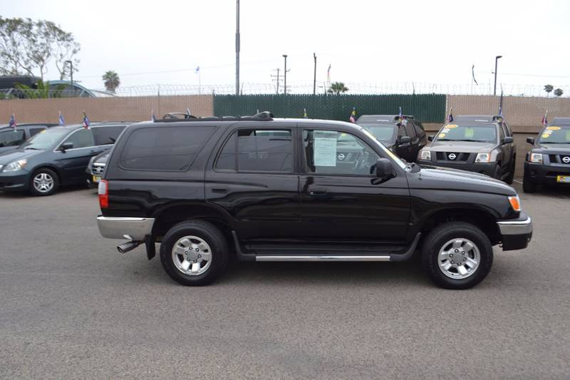 2000 Toyota 4Runner for sale at Platinum Auto Sales in Costa Mesa CA