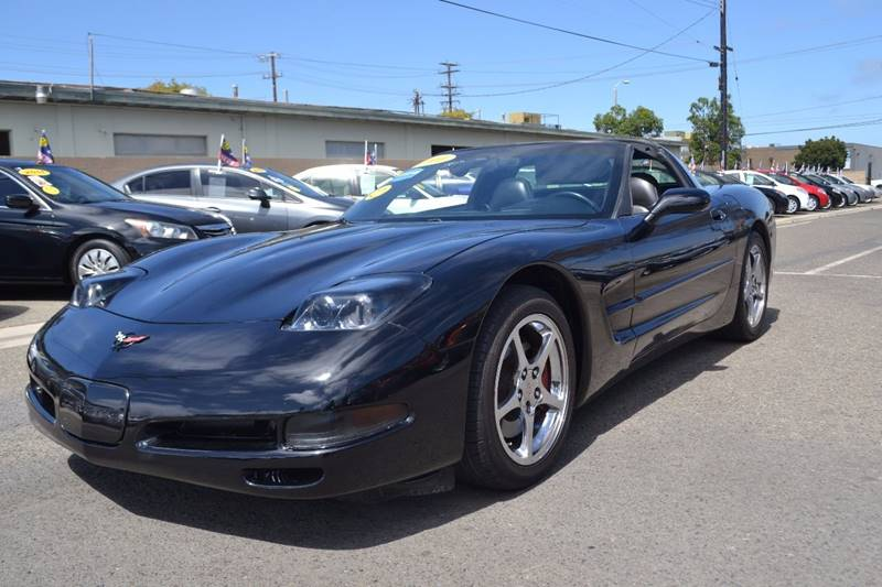 2000 Chevrolet Corvette for sale at Platinum Auto Sales in Costa Mesa CA