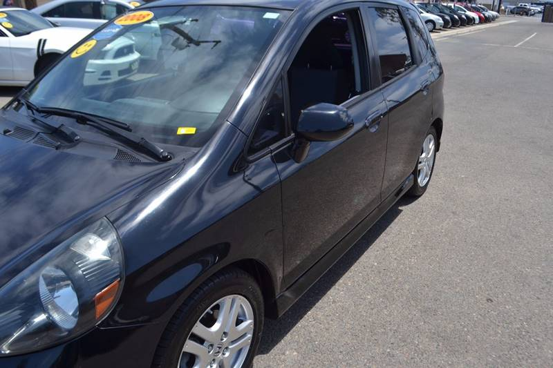 2008 Honda Fit for sale at Platinum Auto Sales in Costa Mesa CA