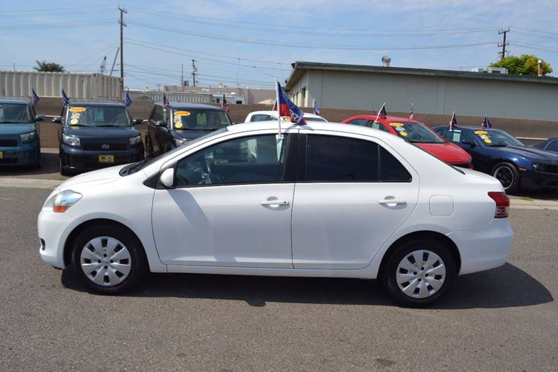 2008 Toyota Yaris for sale at Platinum Auto Sales in Costa Mesa CA