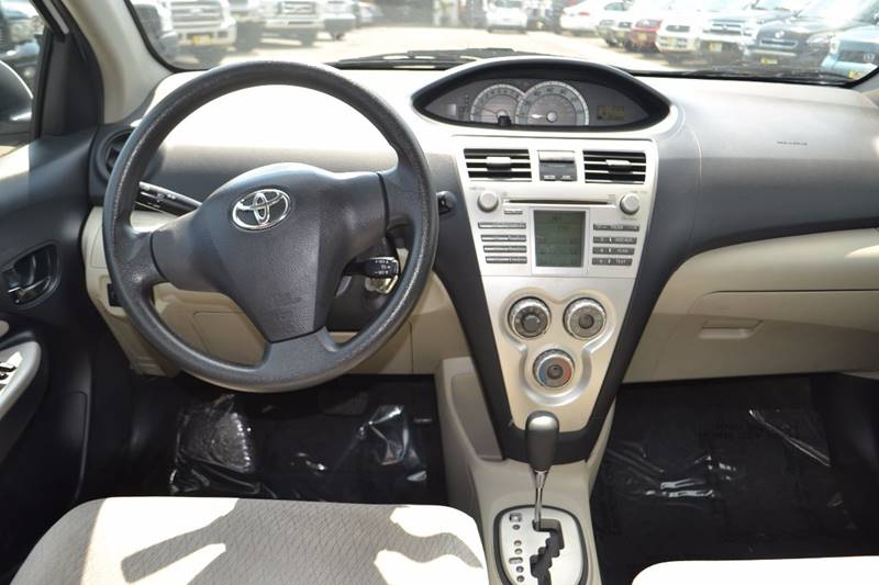 2008 Toyota Yaris for sale at Platinum Auto Sales in Costa Mesa CA