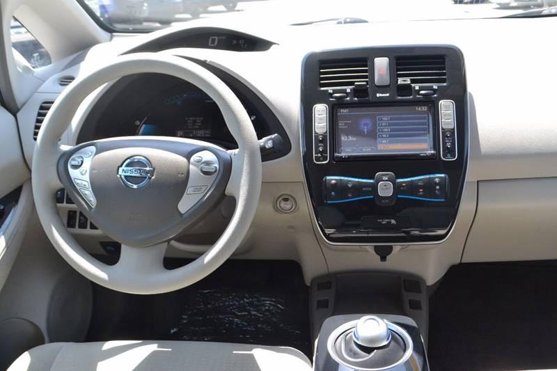 2011 Nissan LEAF for sale at Platinum Auto Sales in Costa Mesa CA