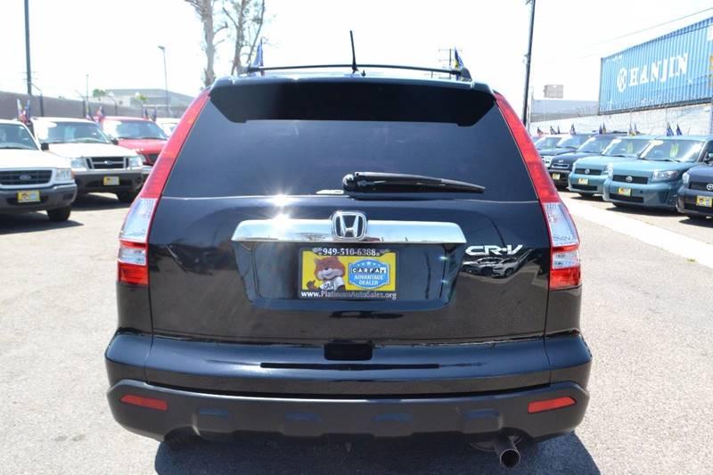 2008 Honda CR-V for sale at Platinum Auto Sales in Costa Mesa CA
