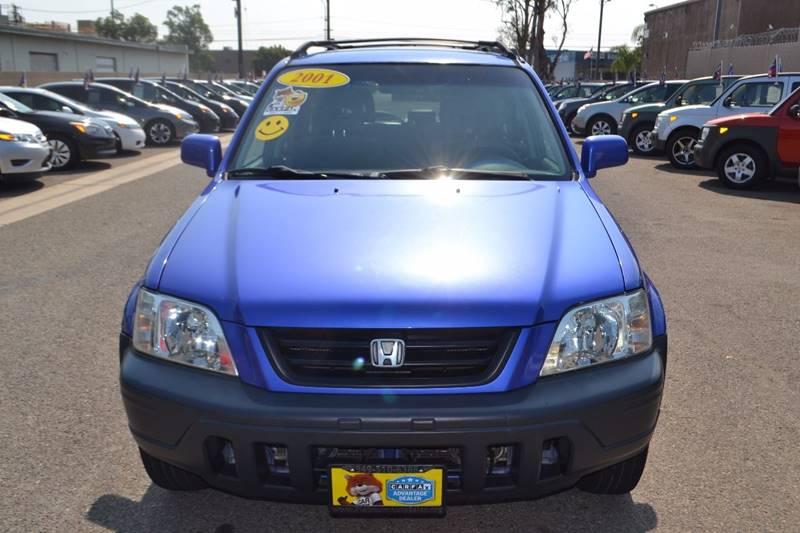 2001 Honda CR-V for sale at Platinum Auto Sales in Costa Mesa CA