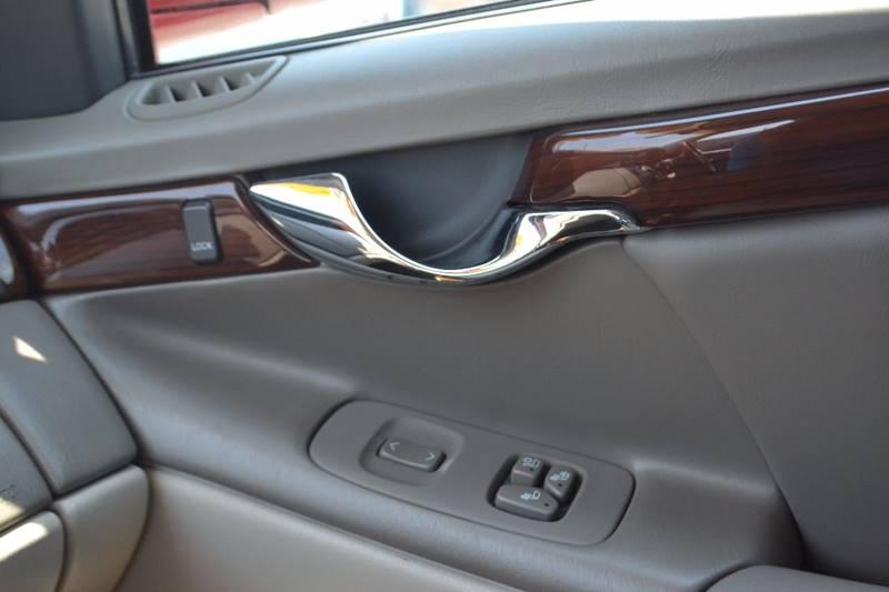 2004 Cadillac DeVille for sale at Platinum Auto Sales in Costa Mesa CA