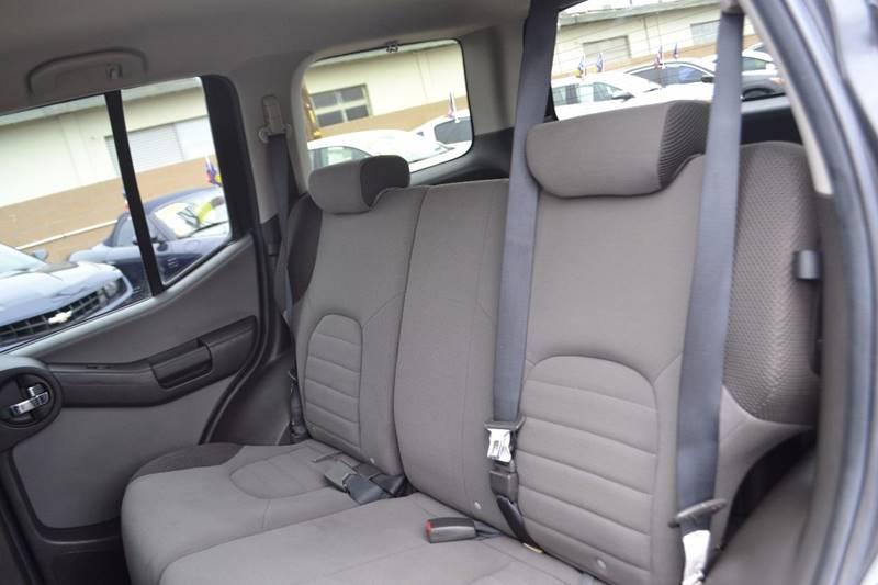 2005 Nissan Xterra for sale at Platinum Auto Sales in Costa Mesa CA