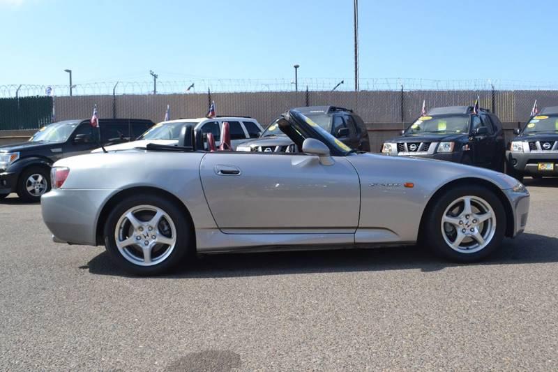2000 Honda S2000 for sale at Platinum Auto Sales in Costa Mesa CA