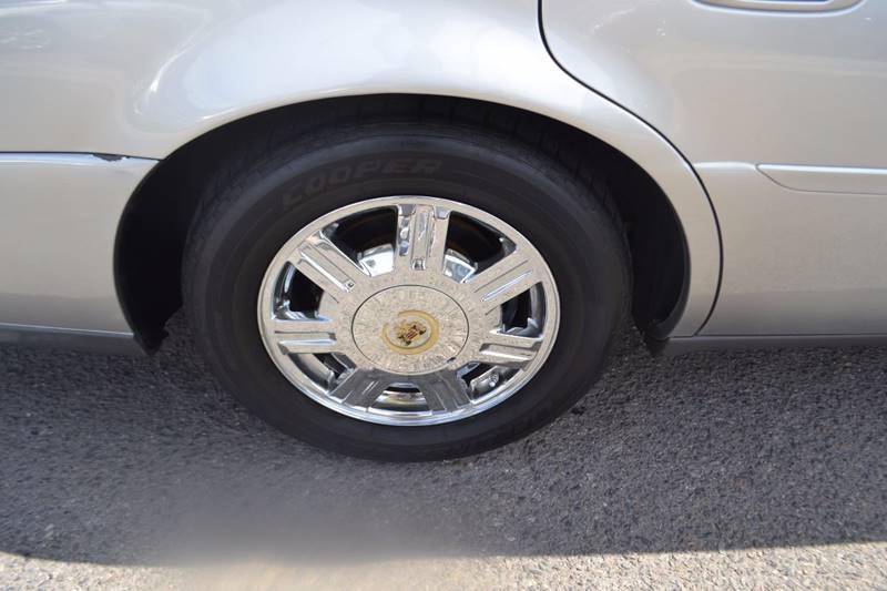2005 Cadillac DeVille for sale at Platinum Auto Sales in Costa Mesa CA