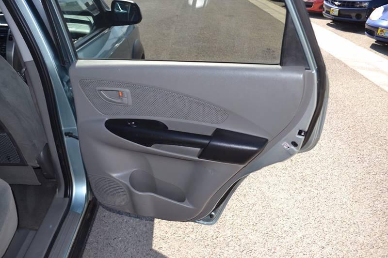 2009 Hyundai Tucson for sale at Platinum Auto Sales in Costa Mesa CA