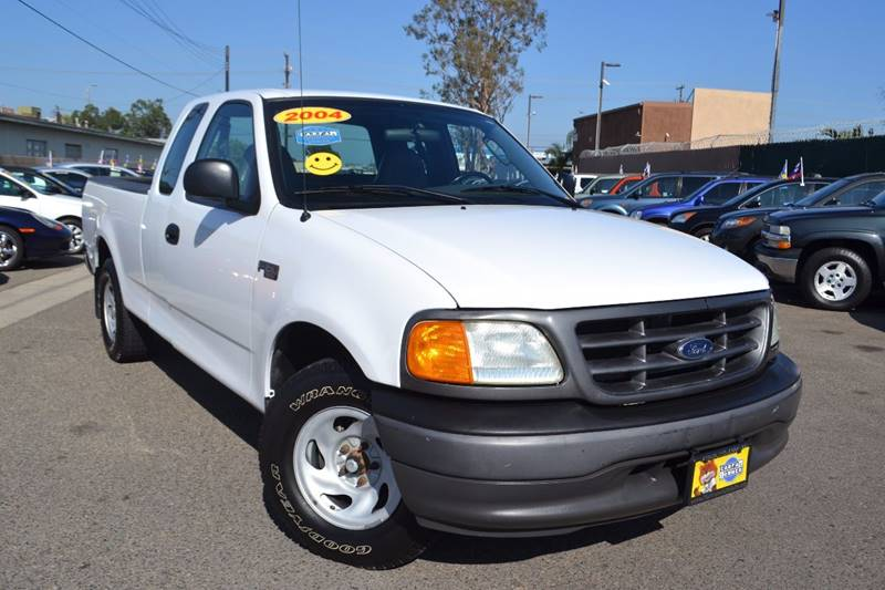 2004 Ford F-150 Heritage for sale at Platinum Auto Sales in Costa Mesa CA