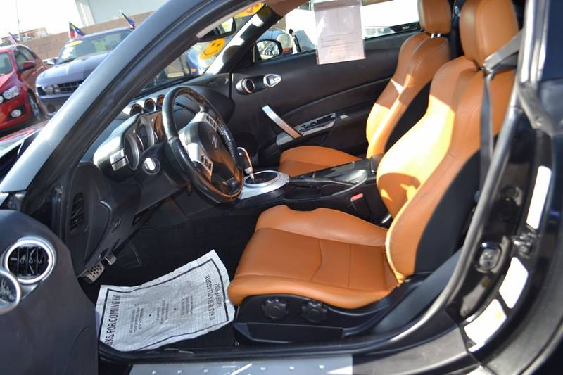 2006 Nissan 350Z for sale at Platinum Auto Sales in Costa Mesa CA