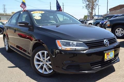 2012 Volkswagen Jetta for sale in Costa Mesa, CA