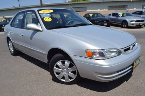 2000 Toyota Corolla for sale in Costa Mesa, CA