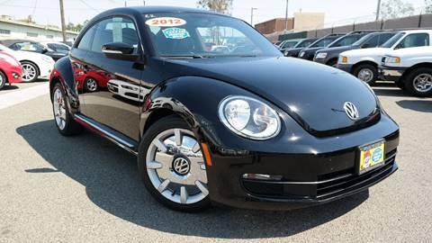 2012 Volkswagen Beetle for sale in Costa Mesa, CA