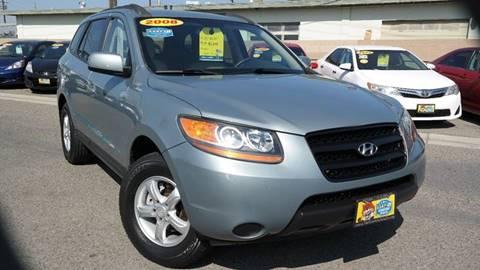 2008 Hyundai Santa Fe for sale in Costa Mesa, CA