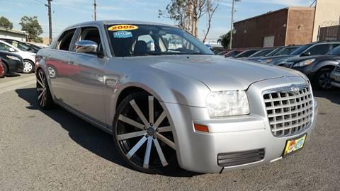 2006 Chrysler 300 for sale at Platinum Auto Sales in Costa Mesa CA