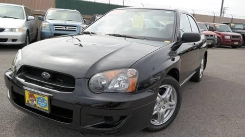 2005 Subaru Impreza for sale at Platinum Auto Sales in Costa Mesa CA