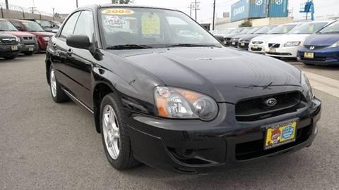 2005 Subaru Impreza for sale in Costa Mesa, CA