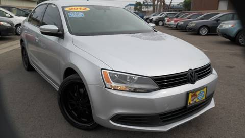 2012 Volkswagen Jetta for sale in Costa Mesa, CA