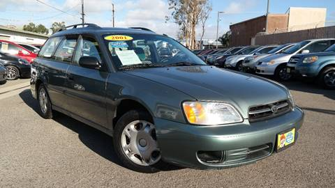 2001 Subaru Legacy for sale at Platinum Auto Sales in Costa Mesa CA