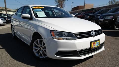2013 Volkswagen Jetta for sale at Platinum Auto Sales in Costa Mesa CA