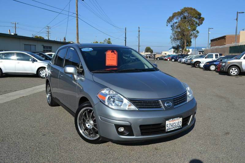 2007 Nissan Versa for sale at Platinum Auto Sales in Costa Mesa CA