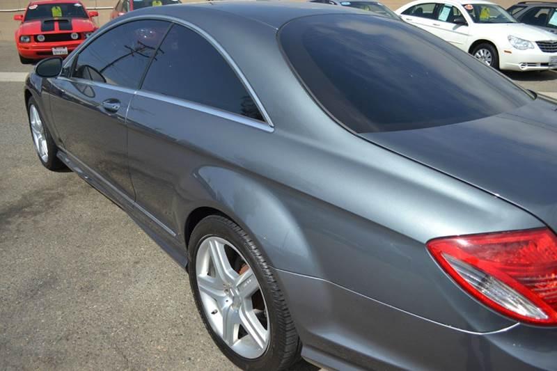 2008 Mercedes-Benz CL-Class for sale at Platinum Auto Sales in Costa Mesa CA