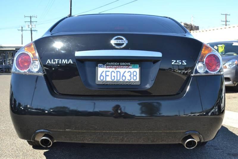 2009 Nissan Altima for sale at Platinum Auto Sales in Costa Mesa CA