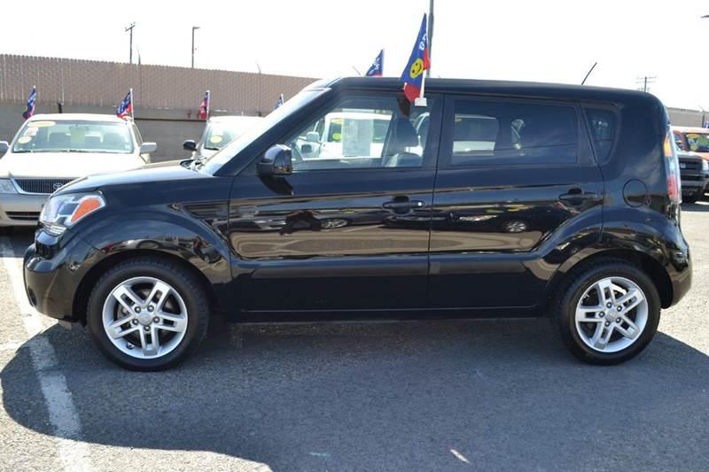2011 Kia Soul for sale at Platinum Auto Sales in Costa Mesa CA