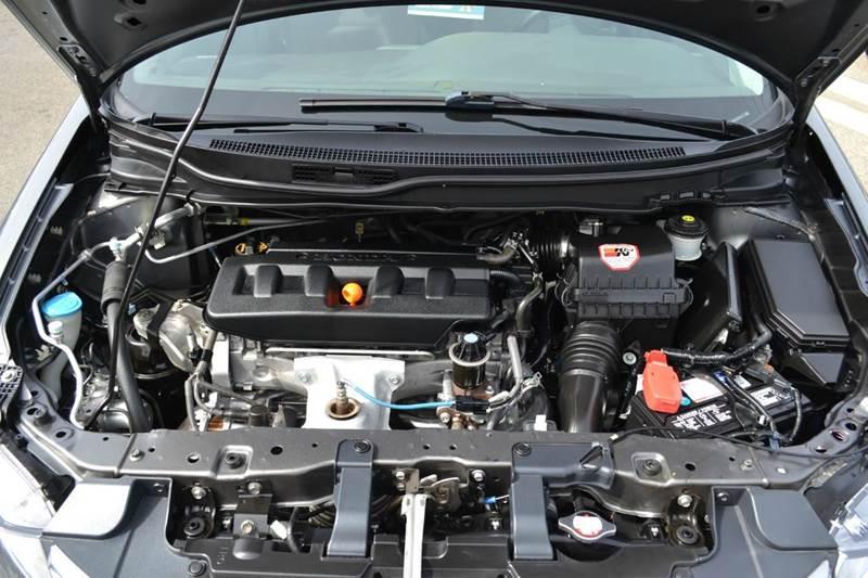 2012 Honda Civic for sale at Platinum Auto Sales in Costa Mesa CA
