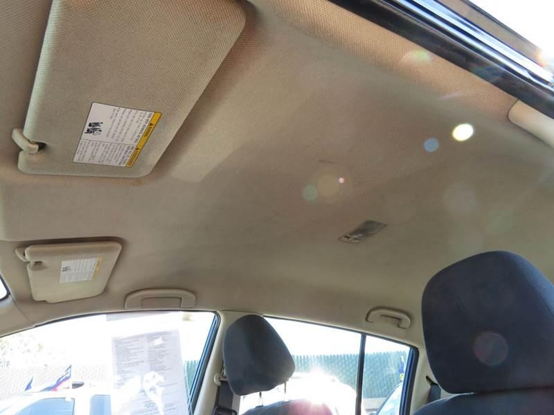 2009 Nissan Versa for sale at Platinum Auto Sales in Costa Mesa CA