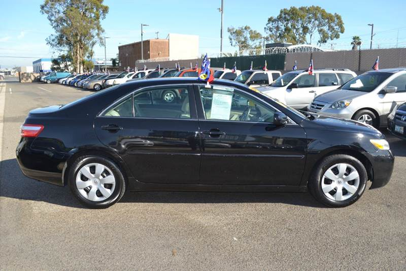 2007 Toyota Camry for sale at Platinum Auto Sales in Costa Mesa CA