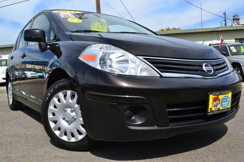 2011 Nissan Versa for sale at Platinum Auto Sales in Costa Mesa CA