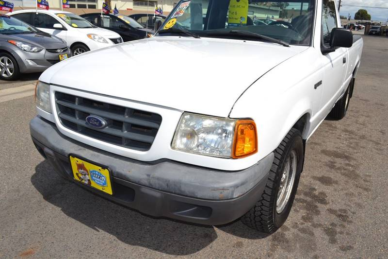 2002 Ford Ranger for sale at Platinum Auto Sales in Costa Mesa CA