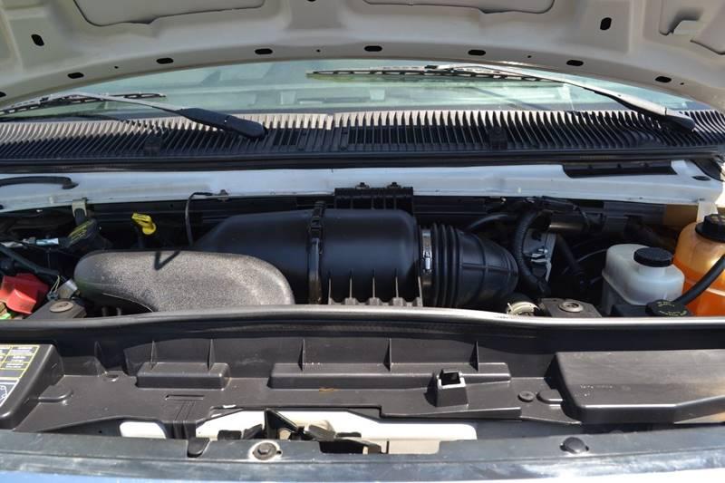 2009 Ford E-Series Wagon for sale at Platinum Auto Sales in Costa Mesa CA