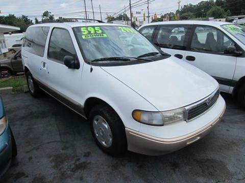 1997 Mercury Villager for sale in High Point, NC