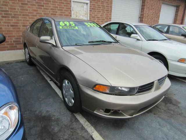 2003 Mitsubishi Galant ES 4dr Sedan - High Point NC