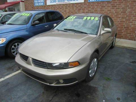 2003 Mitsubishi Galant for sale in High Point, NC