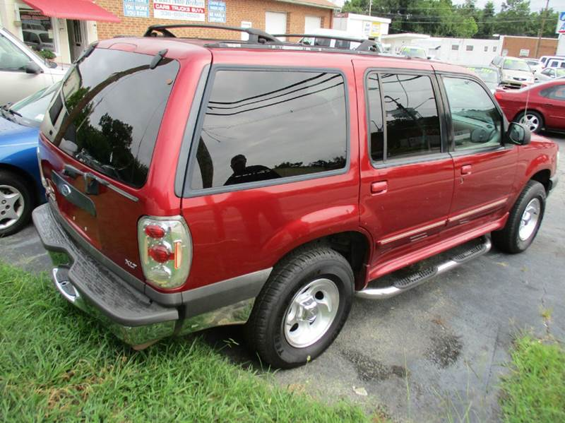 2000 Ford Explorer 4dr XLT 4WD SUV - High Point NC