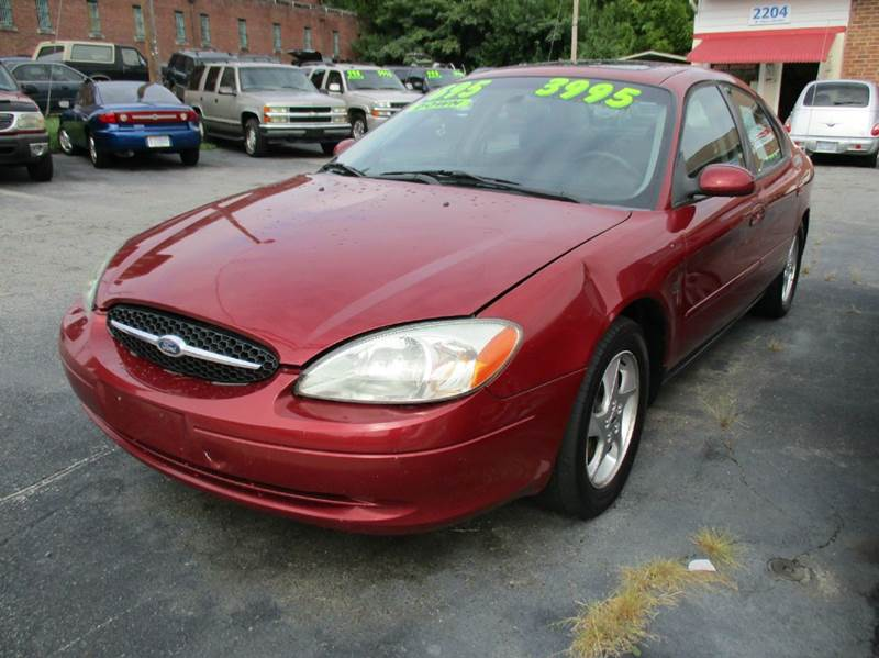 2002 Ford Taurus SES Deluxe 4dr Sedan - High Point NC