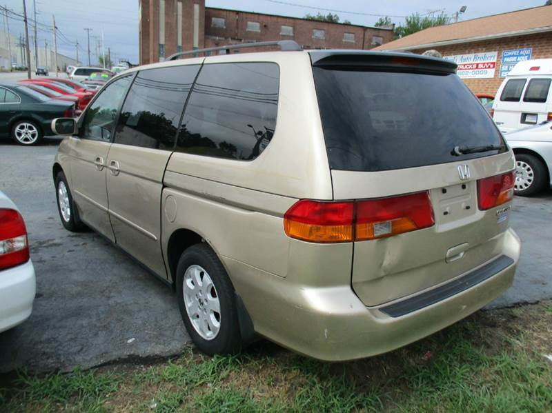 2002 Honda Odyssey EX 4dr Mini-Van - High Point NC