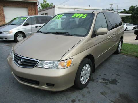 2002 Honda Odyssey for sale in High Point, NC